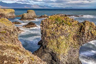 Arnarstapi Sea Stacks 2