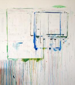 Studio details: Artist Robert Brandy, Luxembourg