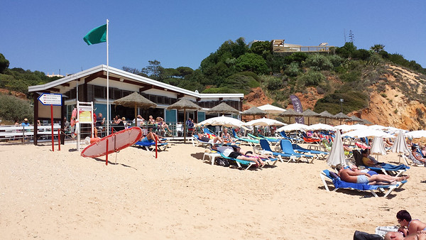 Beach Views, Albufeira, Portugal