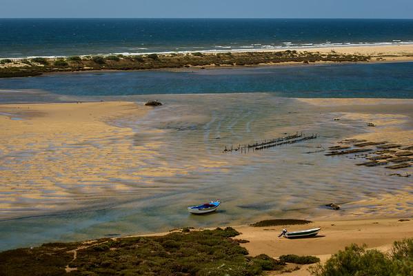 View from Cacela Velha