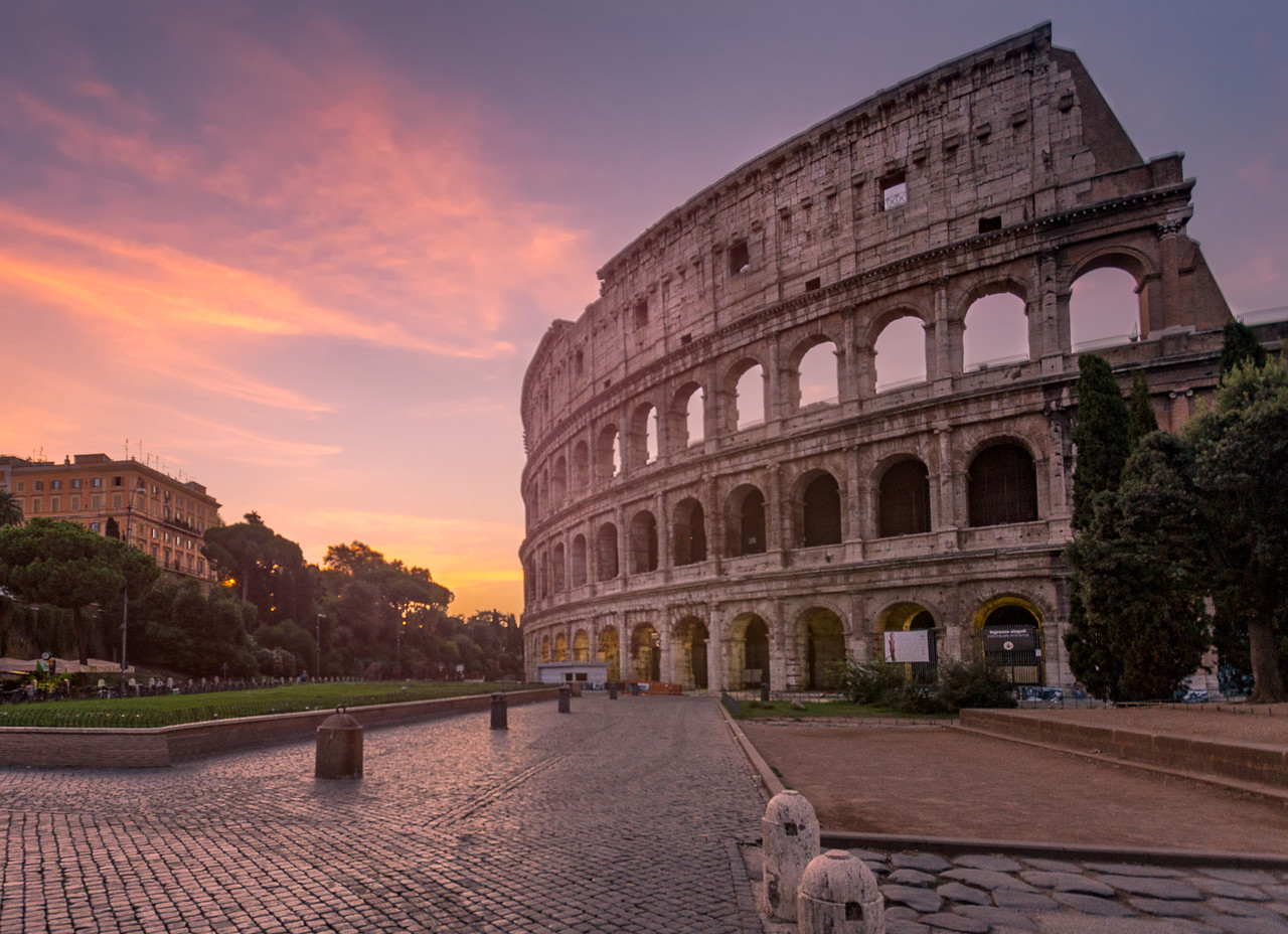 Arena of the Gods || Rome, Italy