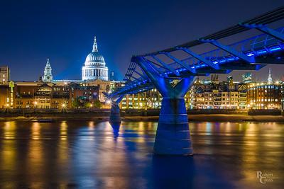 London Millennium Night