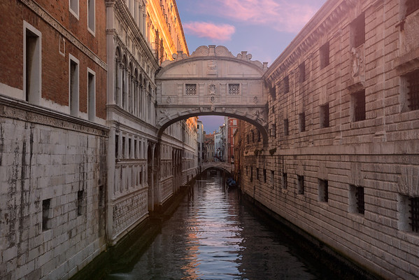 Bridge of Sighs || Venice, Italy