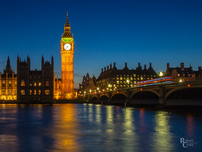 Westminster Twilight