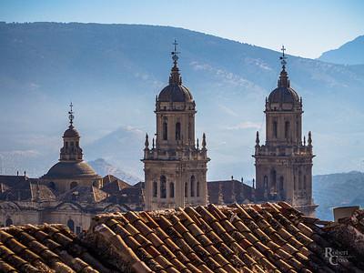Rooftops of Jaén