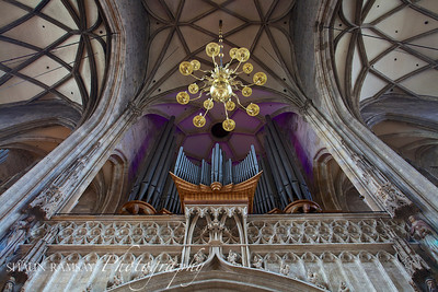 The Rieger Organ at St. Stephen's Cathedral, Vienna