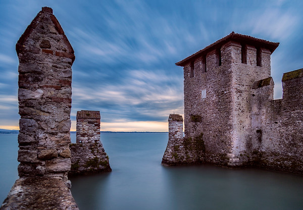 Ruins || Sirmione, Italy