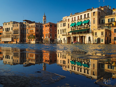 Reflecting on a Venetian Afternoon