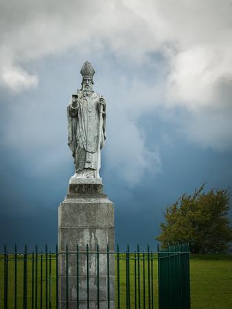 St Patrick's Gathering Storm