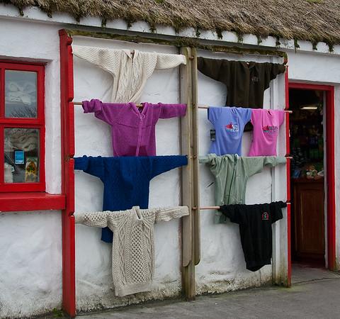 Aran Island Sweaters