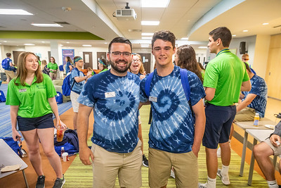 Endicott College summer orientation 2019.