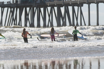 WSA Surf Contest, Huntington Beach, CA