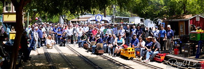 Los Angeles Live Steamers Rail Road Museum by Patricia Maureen Photography - P.M.P