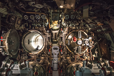 When photographing an event, I'm sure to include detail photos of the environment. This is an internal photo of a submarine at the Independence Seaport Museum in Philadelphia.