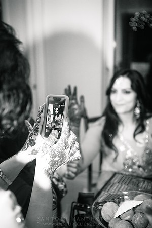 Teaser from Dalip+Anisha Mehndi