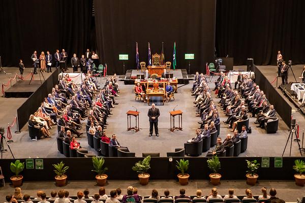 QLD Parliament Sitting, Townsville, 2019