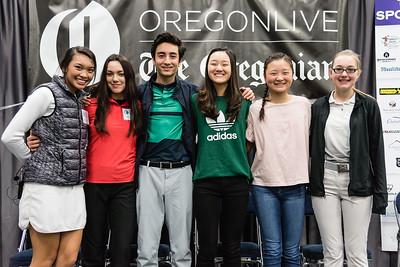 Portland Golf Show. Feb 24, 2018.