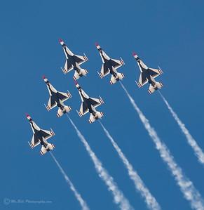 Thunderbirds - all 6 bottom view 2