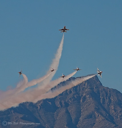 Thunderbirds - mountains