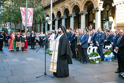 The 76th Anniversary of the Commemoration of The Battle of Crete and the Greek Campaign