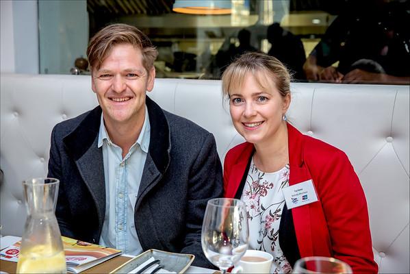 Simon van Witt; Belinda Morrison