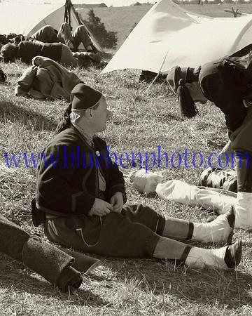 Battle of Cedar Creek, VA (Civil War Reenactment)