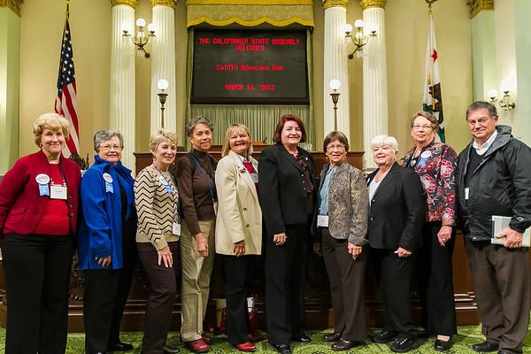 CalRTA Legislative Advocacy Day