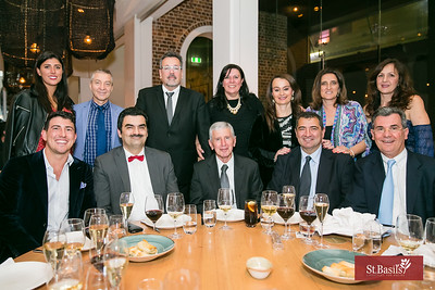 St Basil's 60th Anniversary Dinner