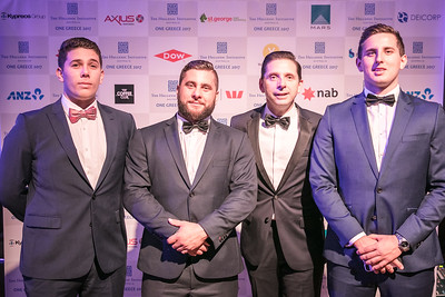The Hellenic Initiative Australia One Greece 2017: Sydney Gala Dinner