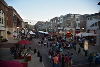 Crocker Park Wine Festival 2015