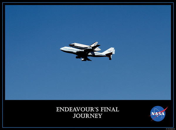 Endeavour's Final Journey Las Cruces, NM September 20, 2012