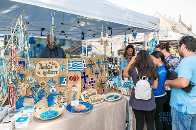 """Greek Street Fair"" Burwood Sydney Australia"