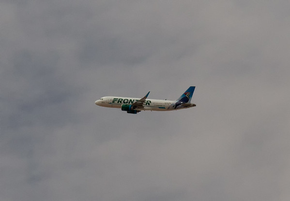 N316FR - Airbus A320 - Frontier AIrlines