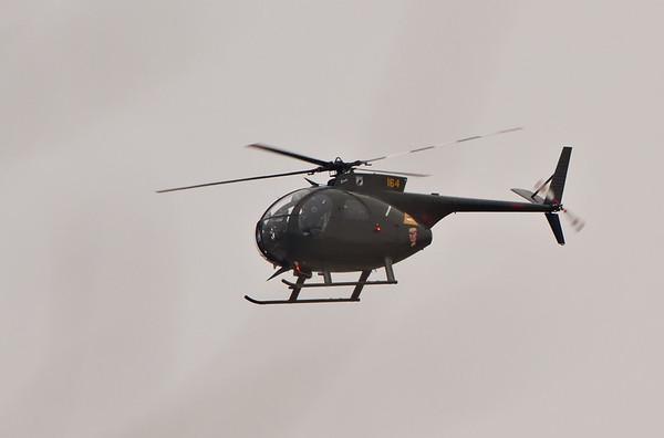 1968 HUGHES OH-6A Cayuse - N4191T