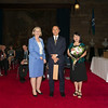 Tayolrs College End of Course Ceremony