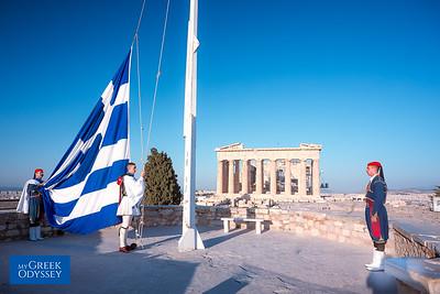 """""""My Greek Odyssey"""" TV Travel Show"""