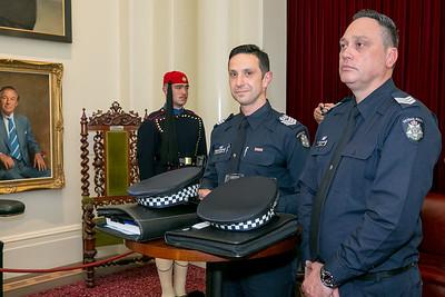 Presidential Guard (Evzones) Melbourne 2018
