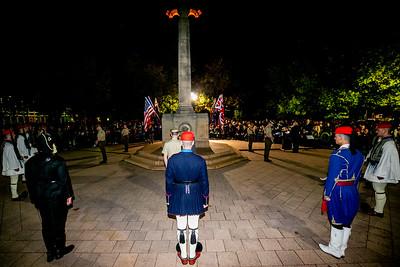 Presidential Guard (Evzones) Adelaide 2019