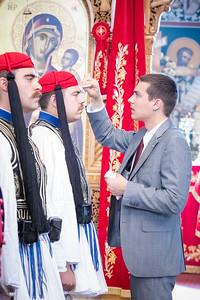 2017 Greek Orthodox Parish of Kogarah with Presidential