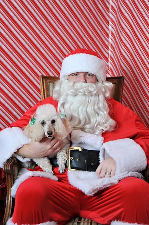 HSGA Photos With Santa 2011