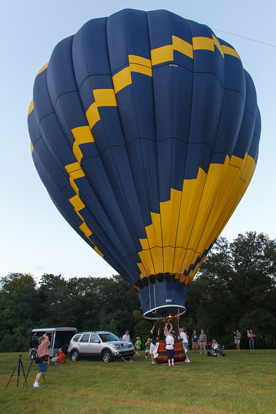 Hot Air Ballon Festival Centralia IL