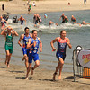 ITU Triathlon - San Diego - Olympic Qualifying Event, Men's Elite Division- May 12, 2011 - Swim Event - [© 2012 Cynthia Hedgecock]