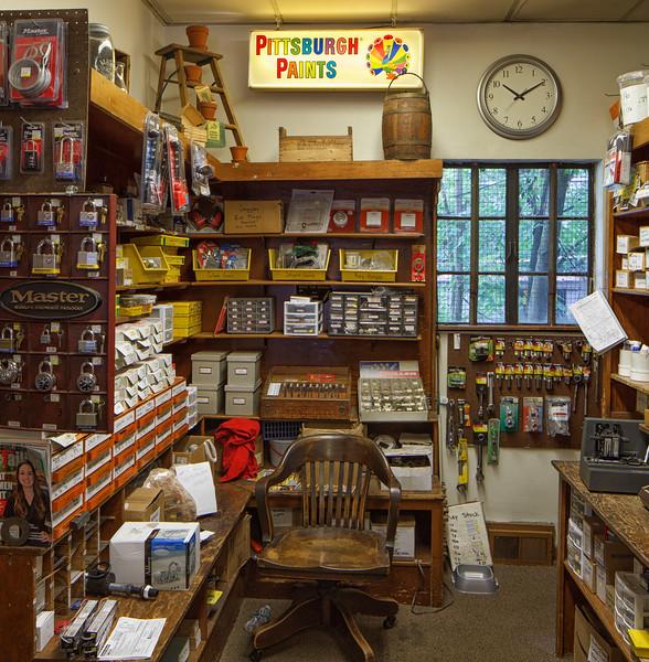 Customer Service Area