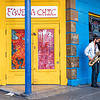 STREET MUSICIAN, FAVELA CHIC, FRENCHMEN STREET, NEW ORLEANS