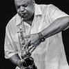 GERALD ALBRIGHT, AT THE NEW ORLEANS JAZZ AND HERITAGE FESTIVAL, 2019