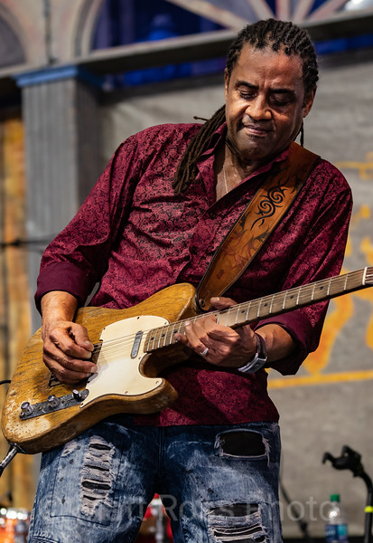 KENNY NEAL AT THE NEW ORLEANS AND JAZZ FESTIVAL, 2019