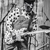 BUDDY GUY, AT THE NEW ORLEANS JAZZ AND HERITAGE FESTIVAL, 2019