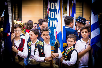 Greek Independence Day 2016