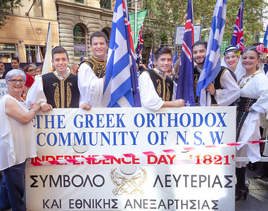Greek Independence Day Celebrations Sydney Australia