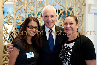 Mayor Bob Parker on Christchurch